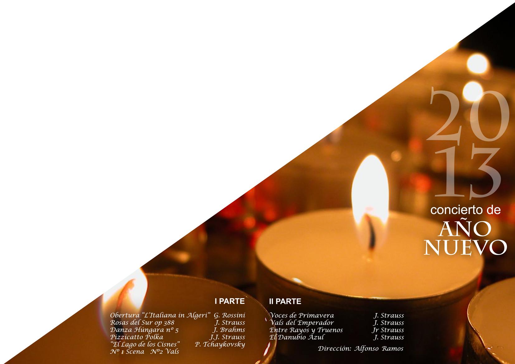 Concierto Año nuevo INTERIOR 2013
